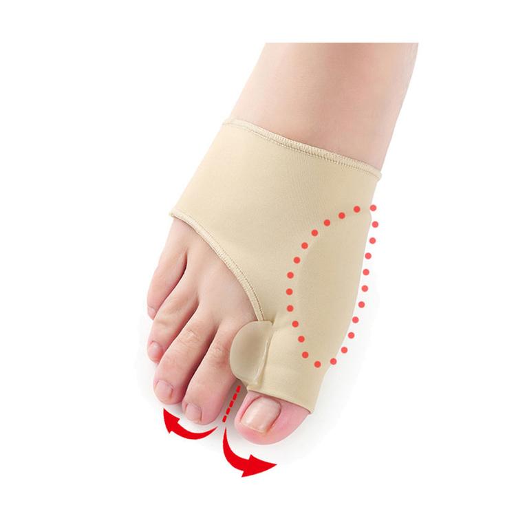 bandage för hallux valgus